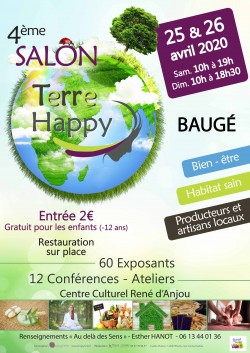 Salon Terre Happy 2020
